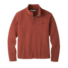 Mountain Khakis Pop Top Pullover - Brick