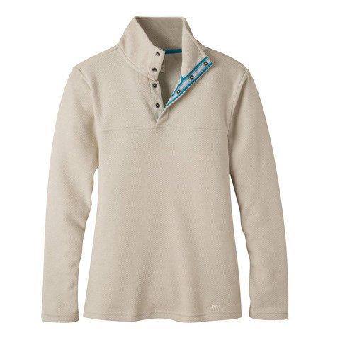 Mountain Khakis Women's Pop Top Pullover - Linen