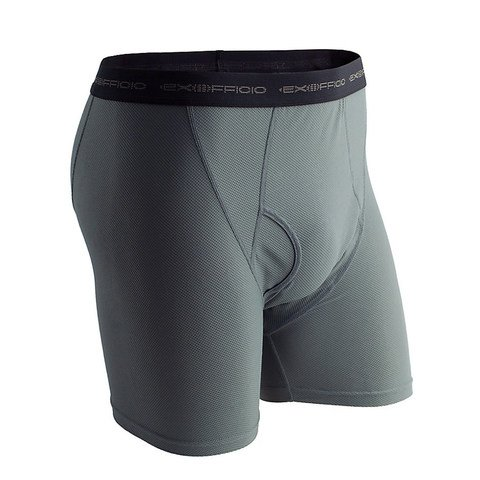 ExOfficio Men's Give-N-Go Classic Underwear - Charcoal