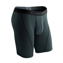 ExOfficio Men's Give-N-Go Sport Mesh 9 Boxer Brief - Phantom