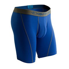 ExOfficio Men's Give-N-Go Sport Mesh 9 Boxer Brief - Royal