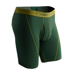 ExOfficio Men's Give-N-Go Sport Mesh 9 Boxer Brief - Petrol