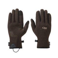 OR Men's Furry Sensor Gloves - Earth