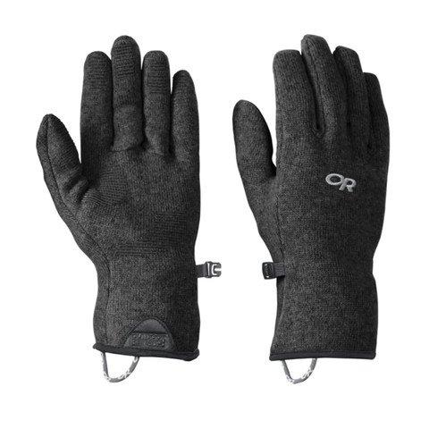 OR Men's Longhouse Sensor Gloves - Black