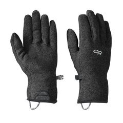 OR Men's Longhouse Sensor Gloves - Black