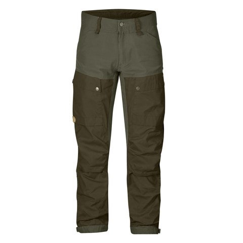 Fjällräven Keb Trousers - Regular - Tarmac