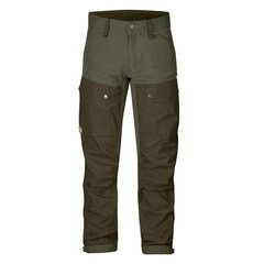 Fjällräven Keb Trousers - Long - Tarmac