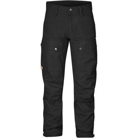 Fjällräven Keb Trousers - Regular - Black