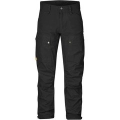 Fjällräven Keb Trousers - Regular - Black