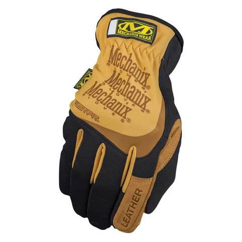 Mechanix Wear Leather FastFit Gloves