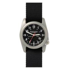 Bertucci 12022 A-2T Original Classics Field Watch - Black Nylon