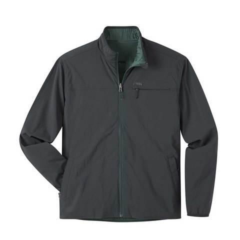 Mountain Khaki Men's Alpha Switch Jacket - Black