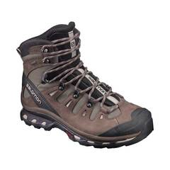 Salomon Men's Quest 4D 2 GTX Backpacking Boots - Fossil/Rain Drum/Humus