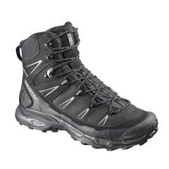 Salomon Men's X Ultra Trek GTX - Black/Black/Autobahn