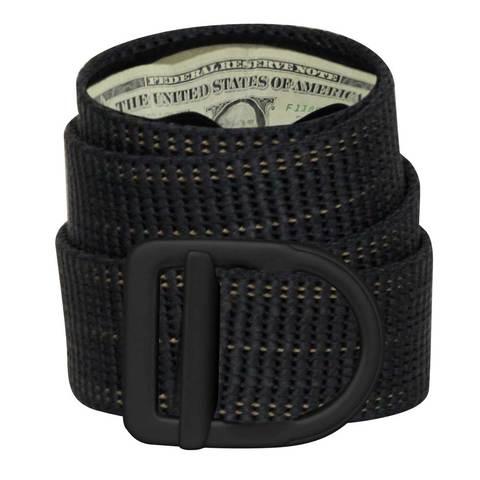 Bison Designs 38mm Last Chance Delta LD Money Belt - Black