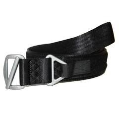 Bison Designs 44mm Renegade Belt - Black
