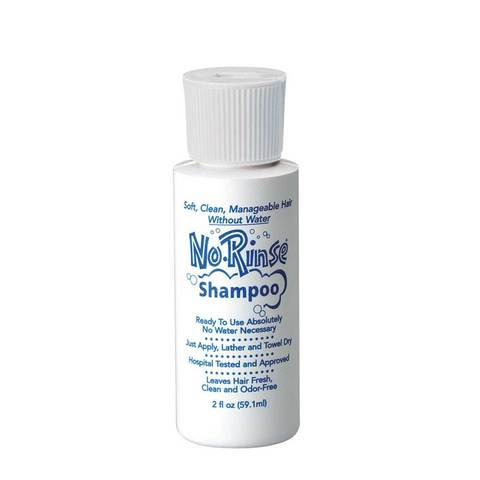 No-Rinse Shampoo - 2oz