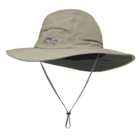 Outdoor Research Sombriolet Sun Hat - Khaki