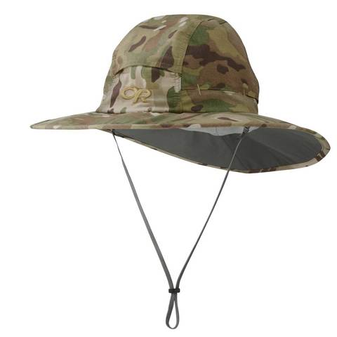 Outdoor Research Sombriolet Sun Hat - Multicam