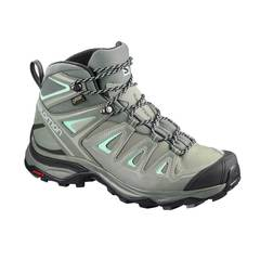 Salomon X ULTRA 3 MID GTX Womens Boots - Shad-Castor
