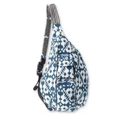 Kavu Rope Bag -Blue Blot