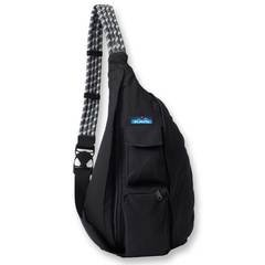 Kavu Rope Bag - Black