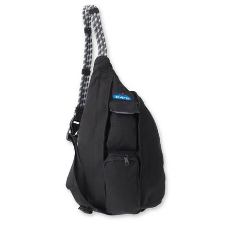 Kavu Mini Rope Bag - Black