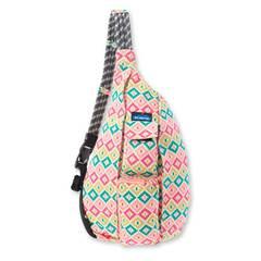 Kavu Mini Rope Bag - Spring Montage