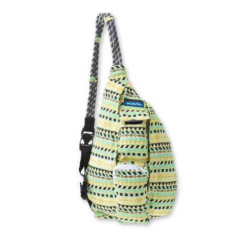 Kavu Mini Rope Bag - Gold Belt