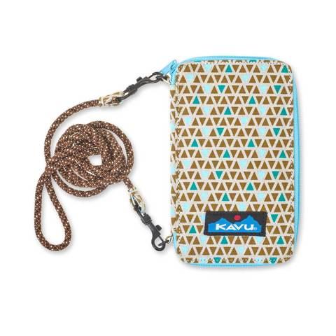 Kavu Go Time Clutch - Wallet - Mini Specks
