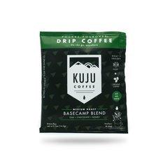 Kuju Coffee Pocket PourOver Single Serving - Basecamp Blend
