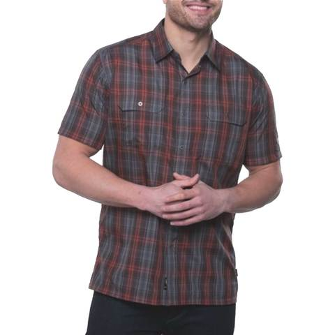 Kuhl Men's Response SS Shirt - Molten Lava