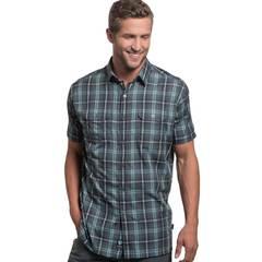Kuhl Men's Response SS Shirt - Cinder