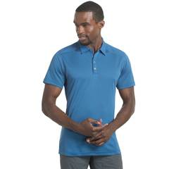 Kuhl Men's Shadow Polo - Blue Depths