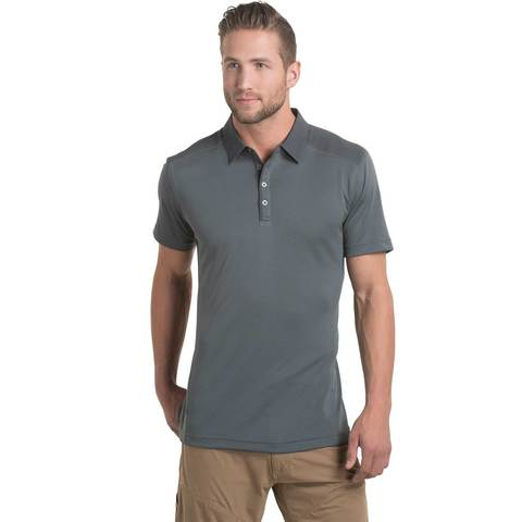 Kuhl Men's Shadow Polo - Carbon