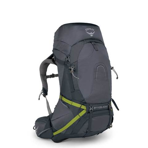 Osprey Atmos AG 50L Backpack - Abyss Grey