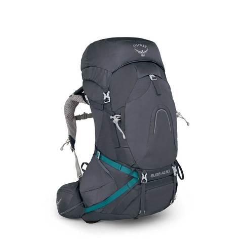 Osprey Aura 50 AG Women's Backpack - Vestal Grey