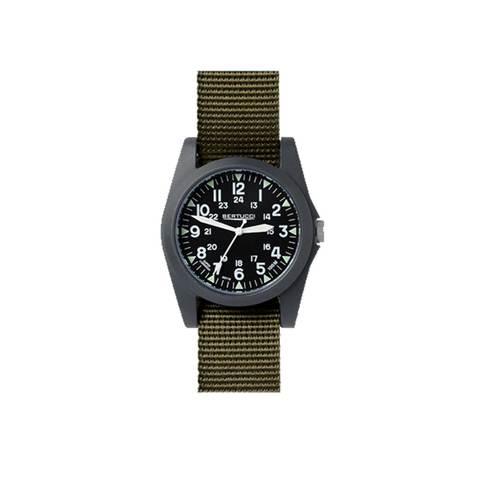 Bertucci 13351A3P Sportsman - Black - Olive Drab