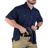 Vertx Short Sleeve Weapon Guard Guardian  Shirt - Navy