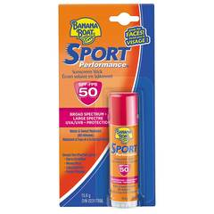 Banana Boat Sport Sunscreen 50 SPF  0.55 OZ Stick