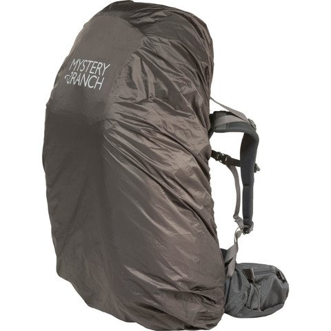 Mystery Ranch Pack Cover Charcoal