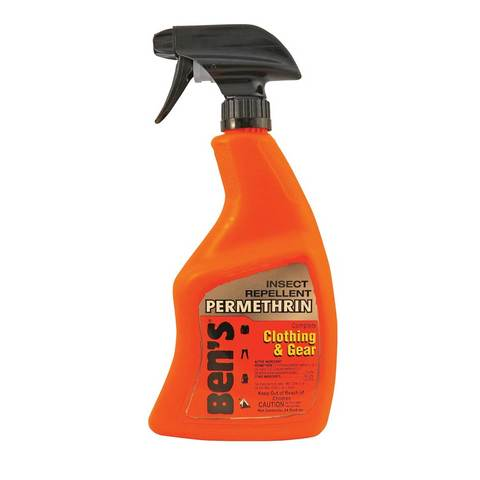 Ben's Clothing and Gear Insect Repellent Spray - 24 oz