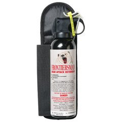 SABRE Frontiersman Bear Spray 7.9 oz.