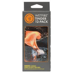 Ultimate Survival Technologies WetFire Tinder 12 Pack