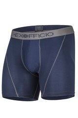 ExOfficio Men's Give-N-Go Sport Mesh 6 Boxer Brief - Navy