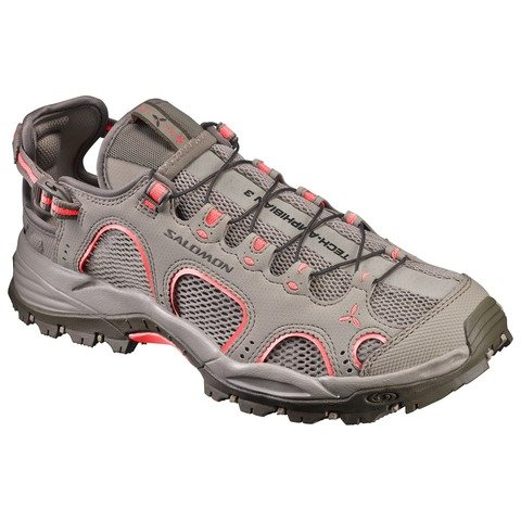 1cd95ffbd9 Salomon Techamphibian 3 W Women's Water Shoes - Khaki