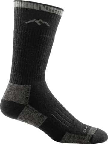 Darn Tough Hunter Boot Sock Cushion - Charcoal