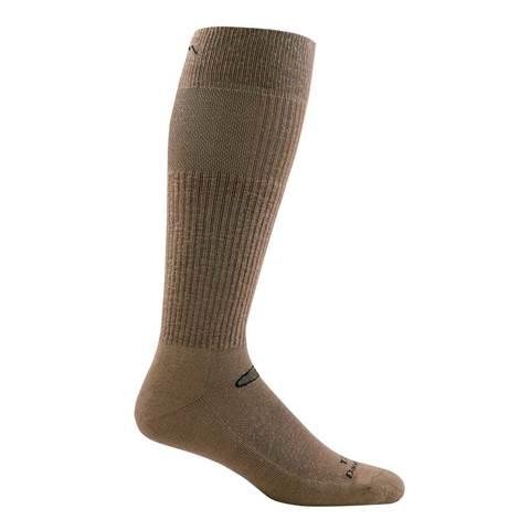 Darn Tough T3005 Mid-Calf Light Cushion Tactical Boot Socks - Coyote