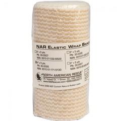 Elastic Wrap Bandage - 4 inch