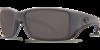 Costa Blackfin Matte Gray 580P Sunglasses - Polarized Blue Mirror